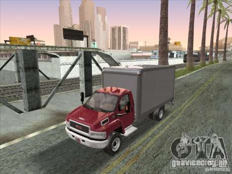 Los Angeles ENB modification Version 1.0 для GTA San Andreas седьмой скриншот