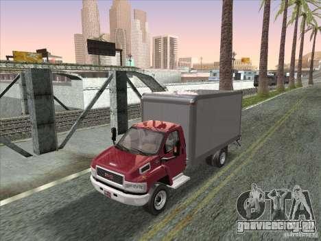 Los Angeles ENB modification Version 1.0 для GTA San Andreas седьмой скриншот