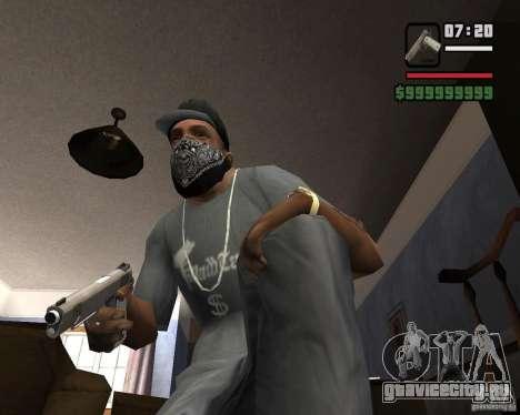 Kimber Desert Warrior для GTA San Andreas второй скриншот