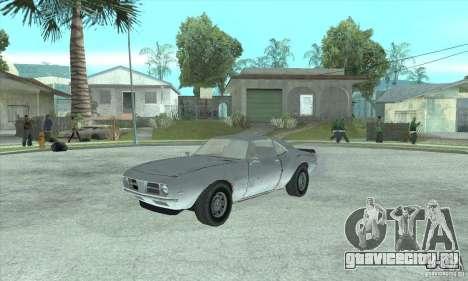 Speedevil из игры FlatOut для GTA San Andreas вид слева