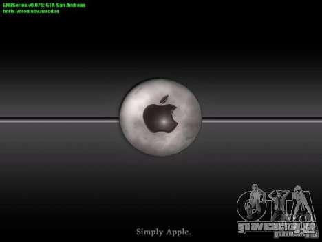 Загрузочный экран и меню Мир Мишин v2 для GTA San Andreas четвёртый скриншот