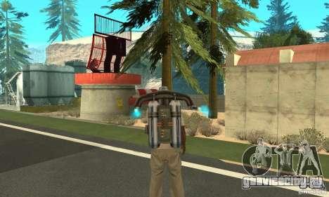 New CJs Airport для GTA San Andreas двенадцатый скриншот