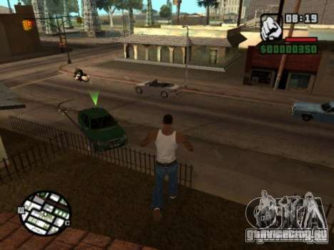 Call of Homies для GTA San Andreas второй скриншот