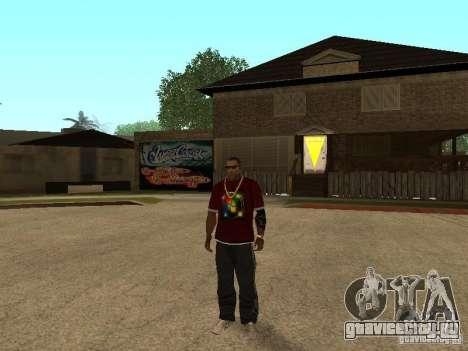 Майка Windows для GTA San Andreas второй скриншот