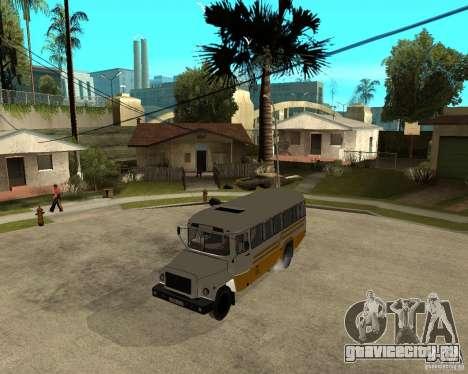 КАВЗ - 39765 длиннобазный для GTA San Andreas вид слева