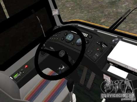 МАЗ 152А для GTA 4 вид сзади