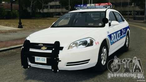 Chevrolet Impala 2012 LCPD для GTA 4
