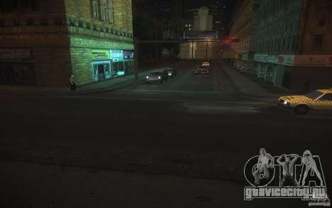 HD Дороги v2.0 Final для GTA San Andreas второй скриншот
