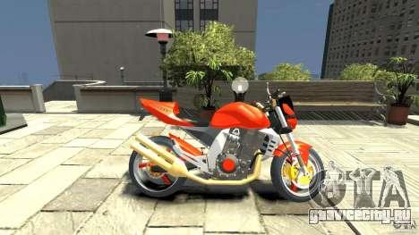 Kawasaki Z1000 для GTA 4 вид слева