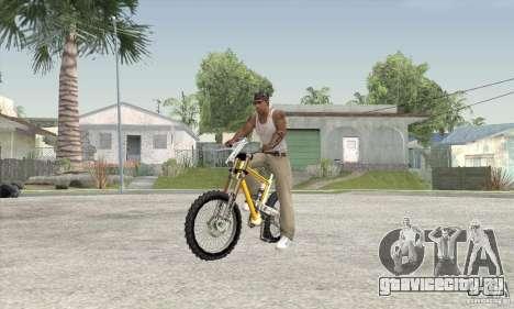 Downhill Bike для GTA San Andreas