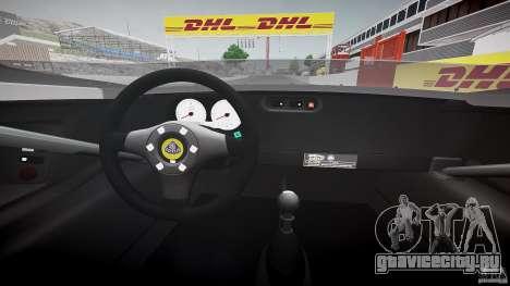 Lotus 2-11 для GTA 4 вид сзади