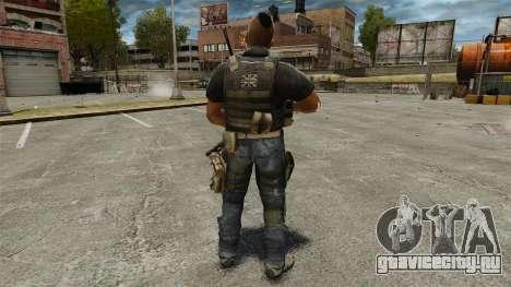 Капитан Джон Соуп МакТавиш для GTA 4 третий скриншот