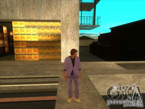 Кен Блок для GTA San Andreas