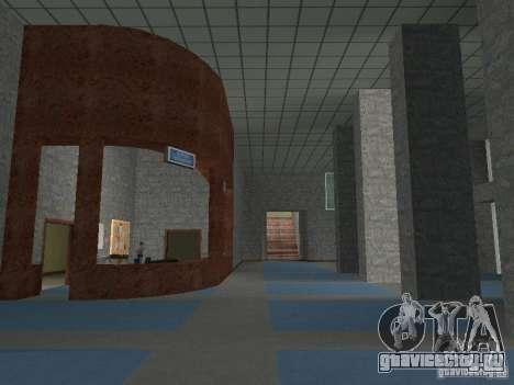 Красноярский кадетский корпус для GTA San Andreas девятый скриншот