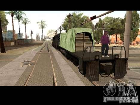 Капюшон для GTA San Andreas седьмой скриншот