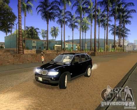 BMW X5 4.8 IS для GTA San Andreas