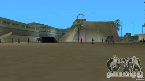 Stunt Dock V2.0 для GTA Vice City пятый скриншот