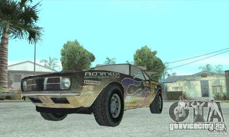 Speedevil из игры FlatOut для GTA San Andreas вид справа