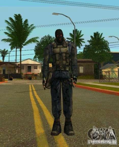Скины S.T.A.L.K.E.R. для GTA San Andreas одинадцатый скриншот