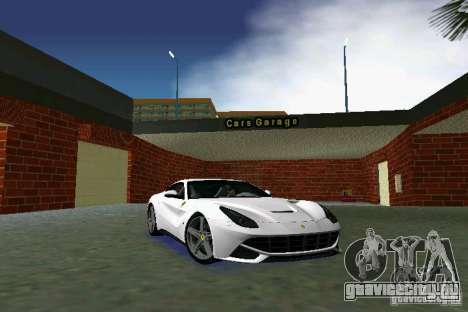 Ferrari F12 Berlinetta для GTA Vice City