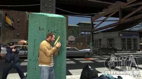 Gold Desert Eagle для GTA 4 третий скриншот
