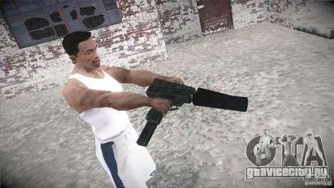 Weapon Pack by GVC Team для GTA San Andreas четвёртый скриншот