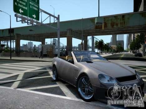 Feltzer BR-12 для GTA 4 вид слева