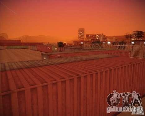 Portland для GTA San Andreas шестой скриншот