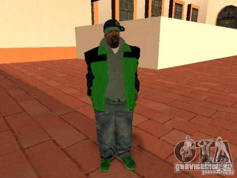 Новая семья для GTA San Andreas третий скриншот