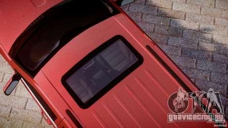 Jeep Grand Cherokee для GTA 4 вид снизу