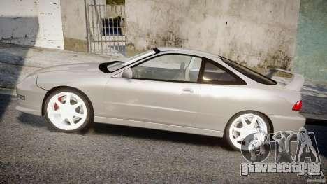 Acura Integra Type-R для GTA 4 вид слева