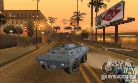Enb Series HD v2 для GTA San Andreas двенадцатый скриншот