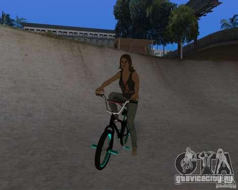 Tony Hawks Emily для GTA San Andreas