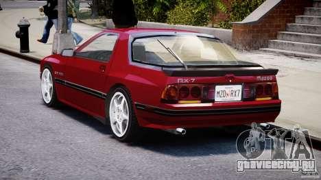 Mazda RX7 FC3S v2 FINAL для GTA 4
