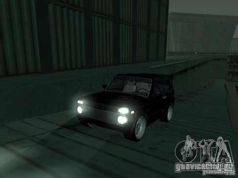 ВАЗ 2121 Tuning для GTA San Andreas