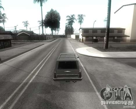 GTA SA - Black and White для GTA San Andreas шестой скриншот