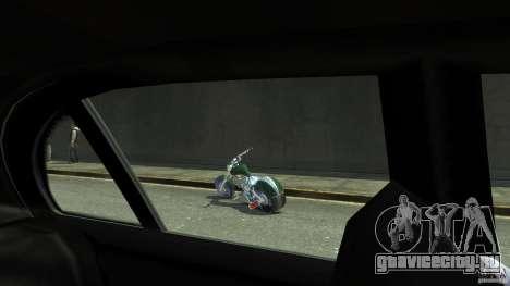HellFire Chopper для GTA 4 вид сзади