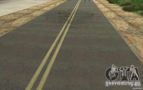 Новый посёлок Диллимур для GTA San Andreas второй скриншот