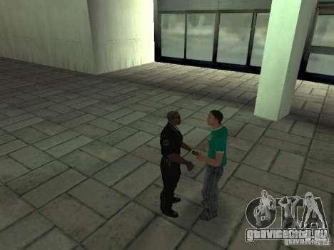 SFnews или возможность дать интервью для GTA San Andreas четвёртый скриншот