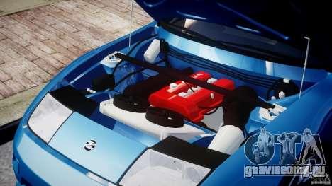 Nissan 300 ZX 1994 v1.0 для GTA 4 вид сбоку