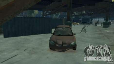 Opel Corsa B Tuning для GTA 4 салон