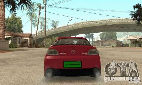 Включение и выключение двигателя и фар для GTA San Andreas