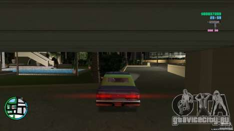 Corona Glow Fix для GTA Vice City