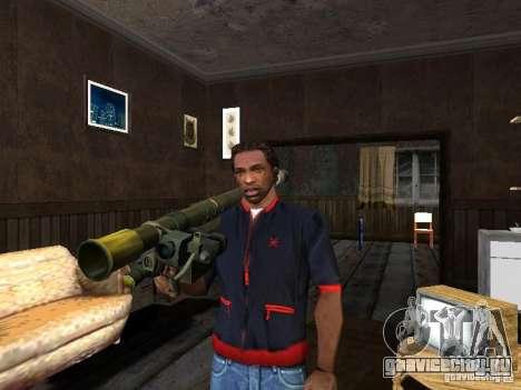 ПЗРК Игла 2 для GTA San Andreas