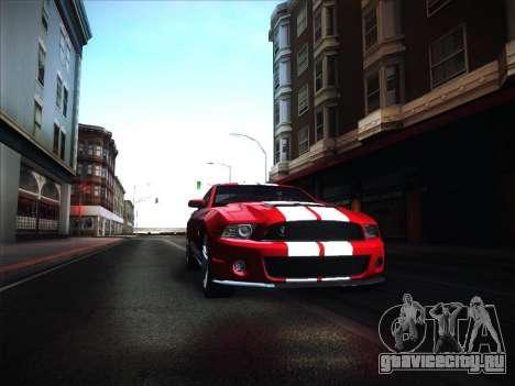 Realistic Graphics HD для GTA San Andreas второй скриншот