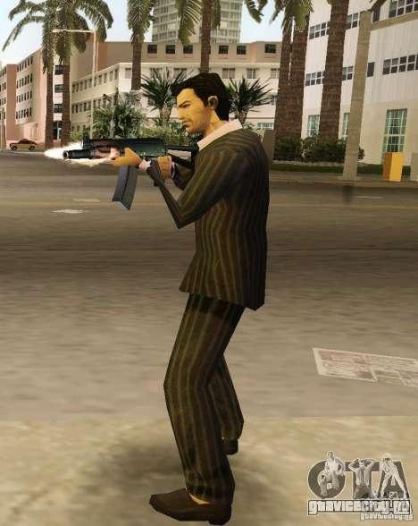 AK-74y для GTA Vice City четвёртый скриншот