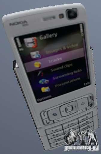 Nokia N95 Mobile для GTA San Andreas