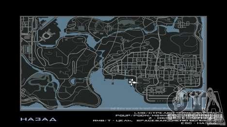 HUD by Neo40131 для GTA San Andreas четвёртый скриншот