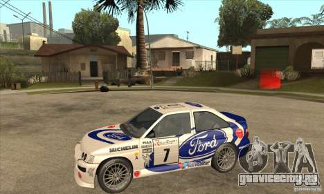Ford Escort RS Cosworth для GTA San Andreas