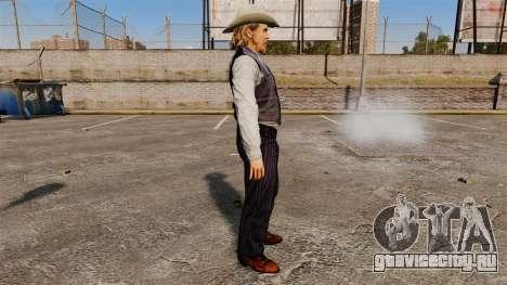 Джефф Бриджес (Рой Палсифер) для GTA 4 второй скриншот